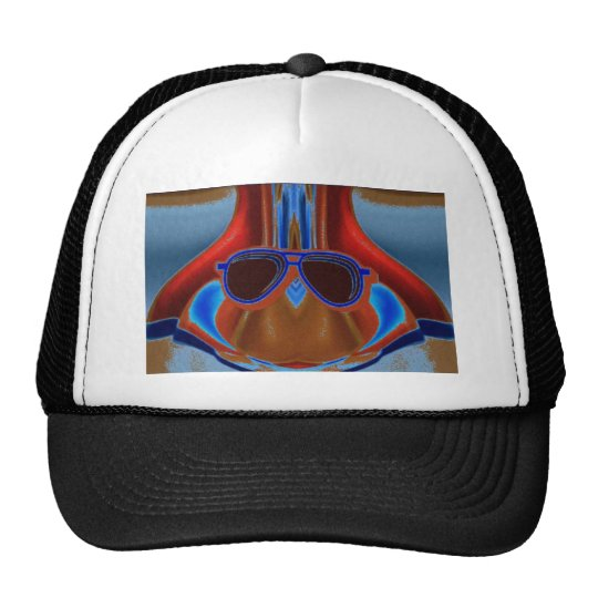 BEER GOGGLES TRUCKER HAT