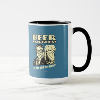 Beer Goggles: Turn Bow Into Wow Mug