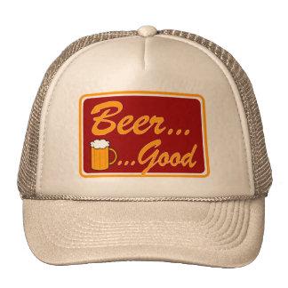 Beer...Good Truckers Hat