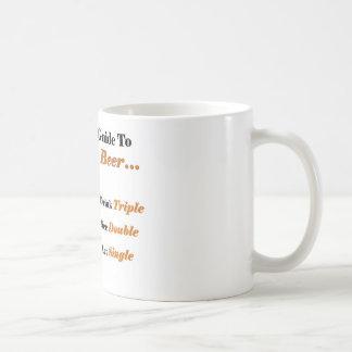 Beer Guide 2 Full Coffee Mug