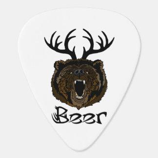 Beer Guitar Pick