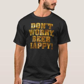 Beer Happy Basic Dark T-Shirt