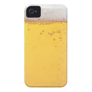 Beer Head Bubbles iPhone 4 Covers