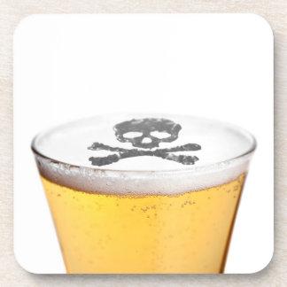 Beer Head Bubbles Coaster