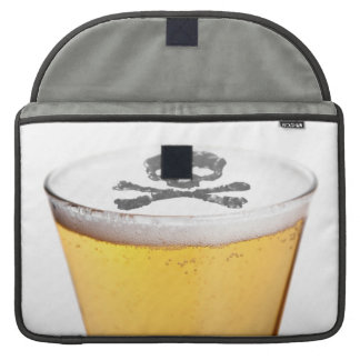 Beer Head Bubbles Sleeves For MacBook Pro