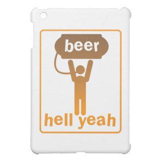 beer hell yeah! iPad mini cover