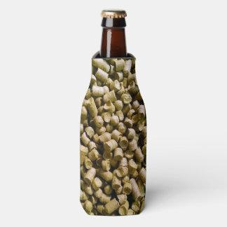 Beer Hops Brewery Home Brew Hop Head Bottle Cooler