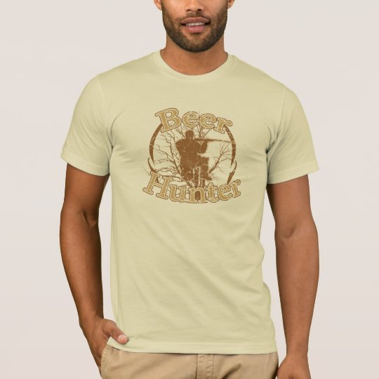 Beer Hunter Mens T-Shirt