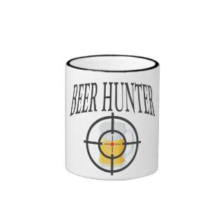 Beer Hunter Ringer Mug