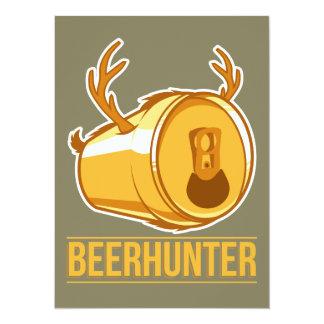 Beer& Hunting, The Beerhunter Card