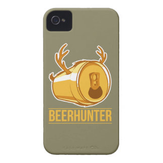 Beer& Hunting, The Beerhunter iPhone 4 Cover