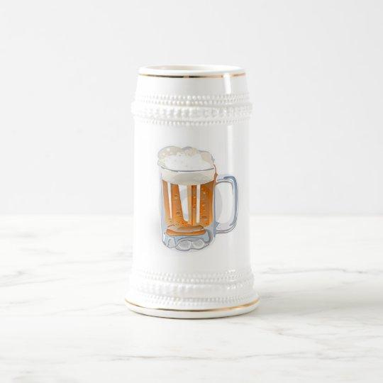 Beer In Mug/Oktoberfest Beer Stein