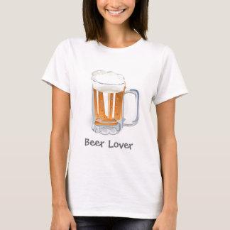 Beer In Mug/Oktoberfest T-Shirt