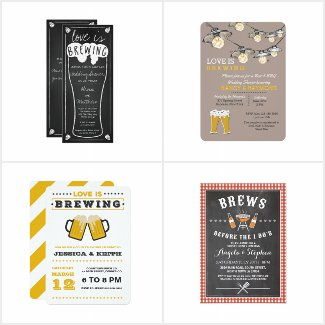 Beer invites