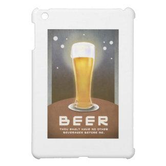 beer iPad mini case