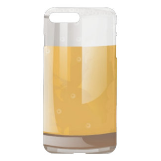 Beer iPhone7 Plus Clear Case