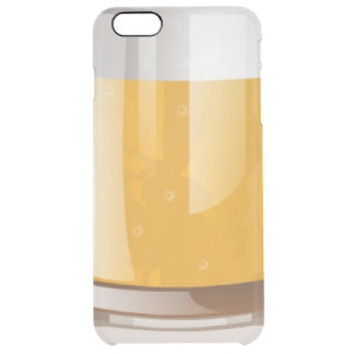 Beer iPhone 6/6S Plus Clear Case