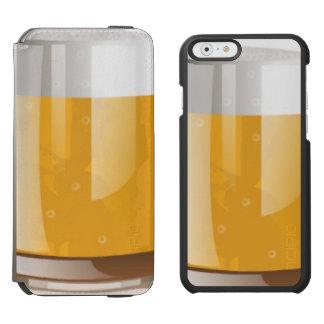 Beer iPhone 6/6S Wallet Case