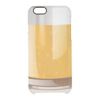 Beer iPhone 6 Clear Case Uncommon Clearly™ Deflector iPhone 6 Case