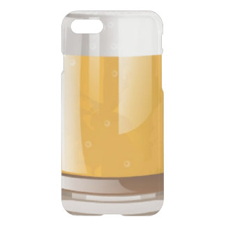 Beer iPhone 7 Clear Case