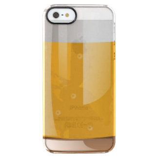 Beer iPhone SE/5/5S Clear Case