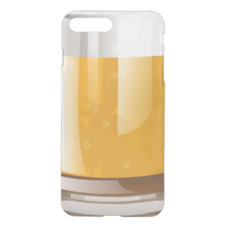 Beer iPhone X/8/7 Plus Clear Case