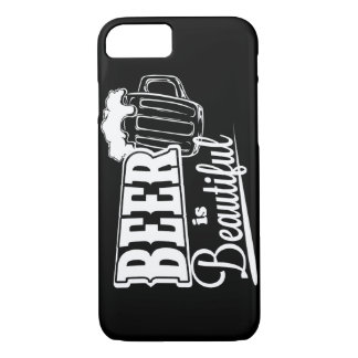 Beer is beautiful iPhone 8/7 case
