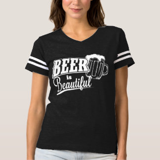 Beer is beautiful t-shirt