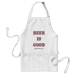Beer is Good  (Apron)