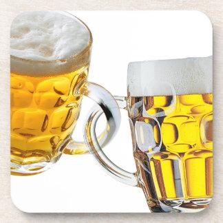 Beer is My Drug Beverage Coaster