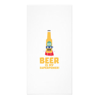 Beer is my superpower Zync7 Card