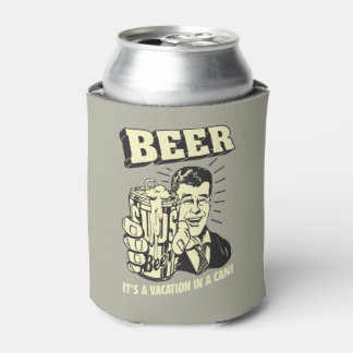 Beer: It's A Vacation In Can Can Cooler