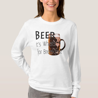 Beer - Its Whats For Breakfast Woman's Hoodie 3