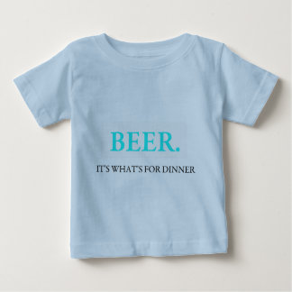 Beer It's What's For Dinner Tshirts