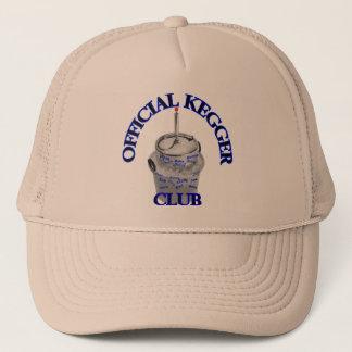 Beer Kegger Trucker Hat