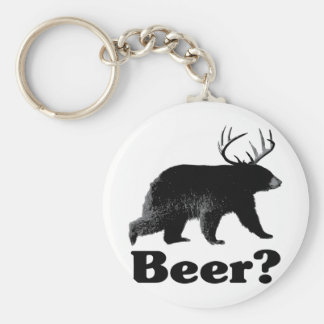Beer? Key Chain