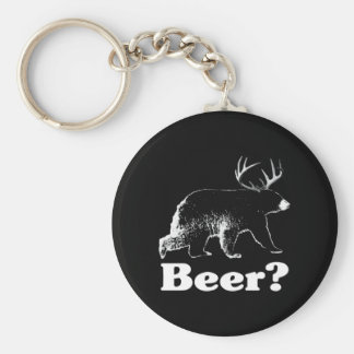 Beer Keychains
