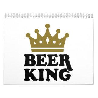 Beer King Calendar