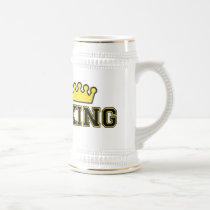 Beer King stein or mug