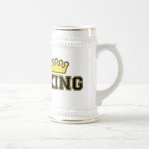 Beer King stein or mug