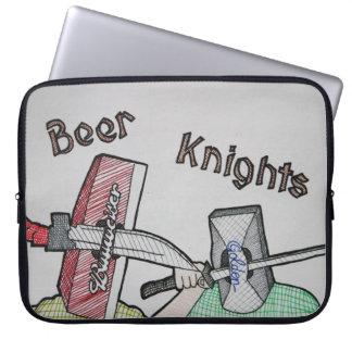 Beer Knights Sleeve Laptop Sleeve