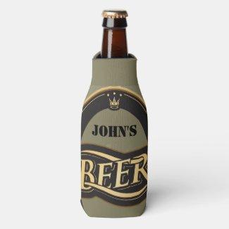 Beer Label Design Bottle/Can Cooler