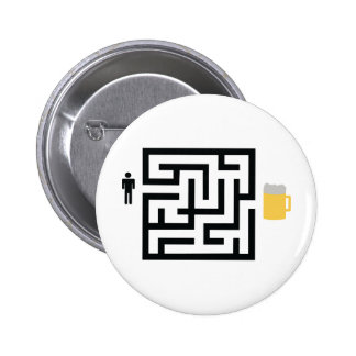 beer labyrinth icon button