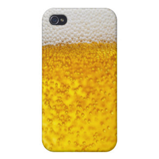 Beer lagerphone alcohol froth beer drunk drink ale iPhone 4/4S case