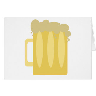 Beer Logo Card