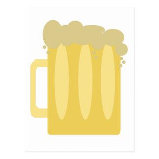 Beer Logo Postcard