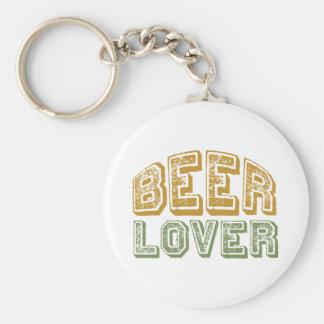 Beer Lover Keychain
