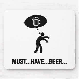 Beer Lover Mousepads