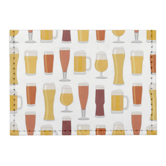 Beer Lover Print Card Wallet