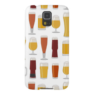 Beer Lover Print Case For Galaxy S5
